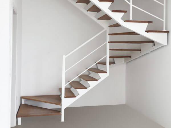 Escada Mista