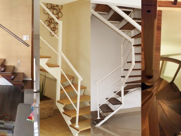 4 formatos de escada para o seu projeto
